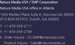 Natura Media USA office in Atlanta
